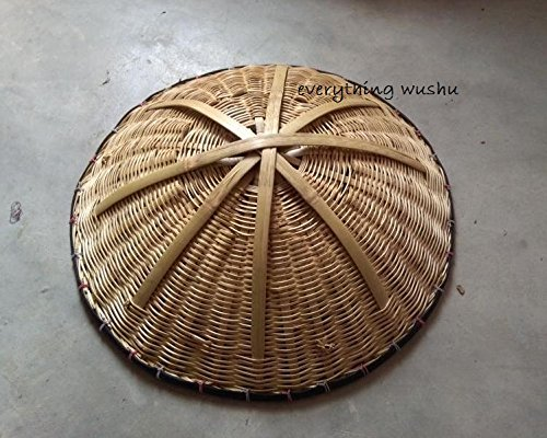 Handmade Bamboo Shield Wushu Teng Pai Wushu Kungfu Shields by everythingwushu