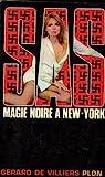 SAS, tome 11 : Magie noire à New York par De Villiers Gérard