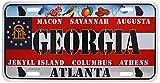 Dimension 9 Home Decorative Plate, Georgia - Best Reviews Guide