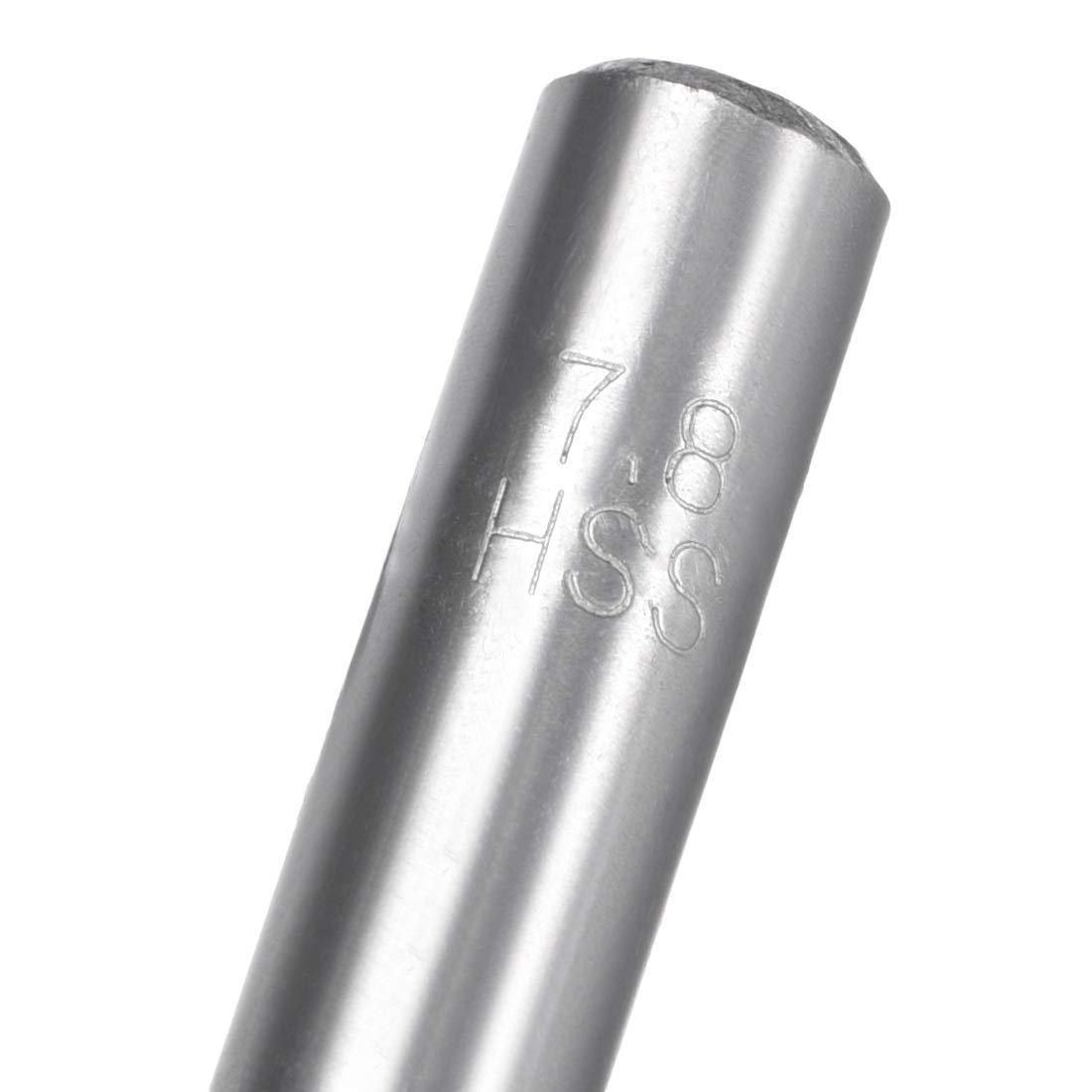 uxcell 8.8mm Twist Drill High Speed Steel Bit HSS-4241 for Steel,Aluminum Alloy 1pcs