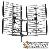 Solid Signal Xtreme Signal VHF/UHF Outdoor TV Antenna (HDB8X)
