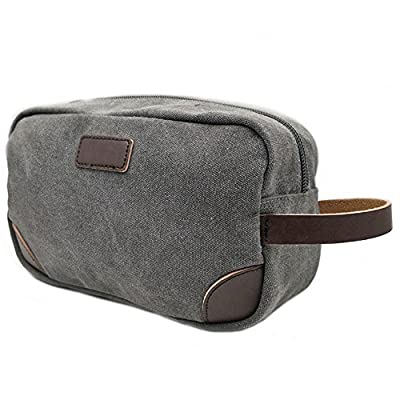 7391a823e0 delicate Vintage Cosmetic Bag for Men