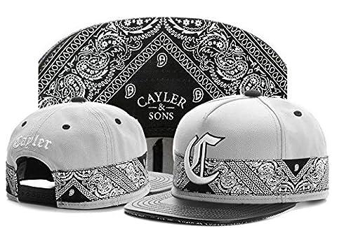 NEW Men's Fashion bboy Hip Hop adjustable Baseball Snapback Hat cap Gray - Nba Jazz Lamp