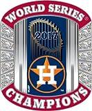 Houston Astros 2017 World Series Champions Ring Style Lapel Pin