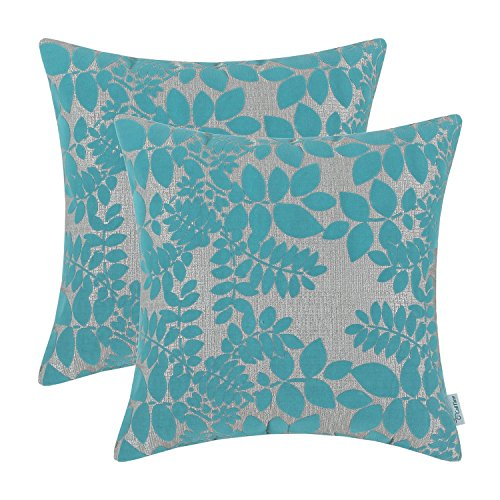 Throw Pillow Covers 18 X 18 : CaliTime Throw Pillow Covers 18 X 18 Inches, Flocking Cute - Import It All