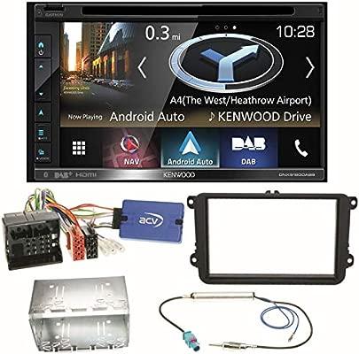 Kenwood DNX-5180DABS - Navegador GPS con Bluetooth Dab+ y ...