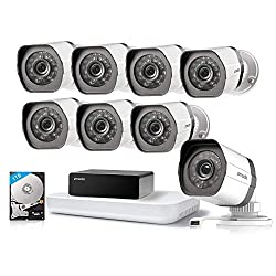 Image of the product Zmodo 8CH HDMI NVR w/1TB that is listed on the catalogue brand of Zmodo.