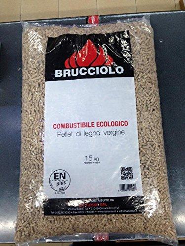 Brucciolo - Pellets MM 6 A1, 15 kg