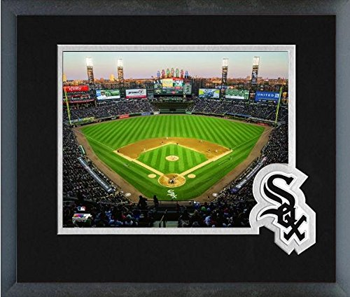 Chicago White Sox Guaranteed Rate Field MLB Stadium Photo (Size: 13