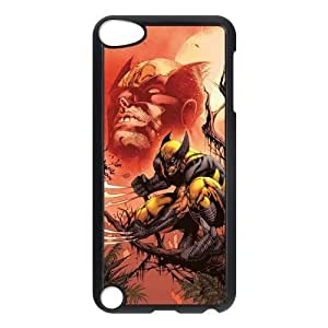 Unique Custom X-Men Series Wolverine For Samsung Galaxy S5 Cover TPU Case