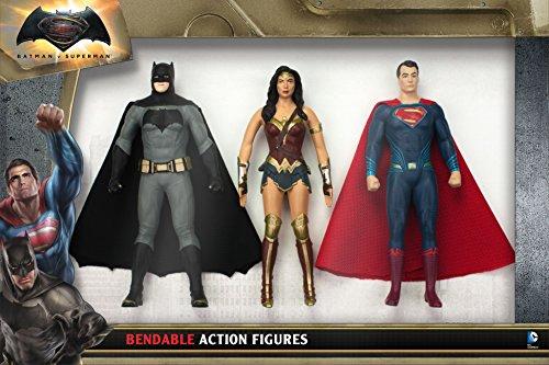 Action Figure Boxed Set (NJ Croce Batman vs Superman Action Figure Boxed Set)