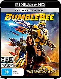 Bumblebee (4K UHD/Blu-ray)
