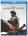 Cover Image for 'American Sniper (Blu-ray + DVD + Digital HD UltraViolet Combo Pack)'