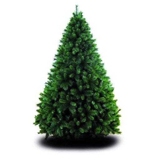 House of Fun Germogliato Albero di Natale Maxi 180 cm, 1.251 Rami Metallo Verde Giocoplast Giocoplast Natale_11891