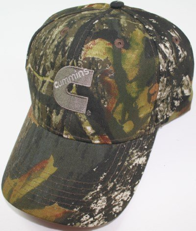 Cummins Mossy Oak Camo Base Ball Cap Hat Dodge Hunter (Diesel Power Gear Clothing compare prices)