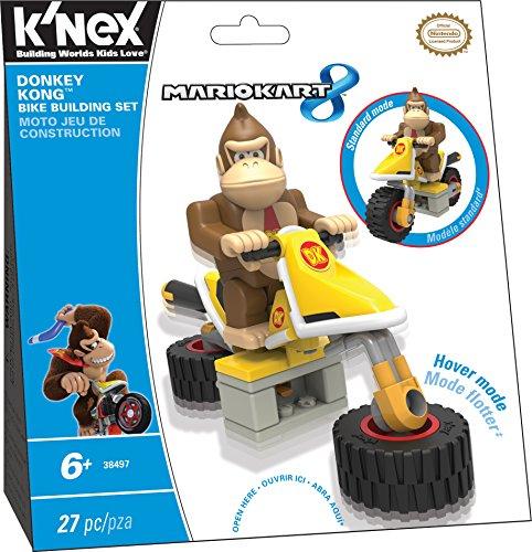 K'NEX Mario Kart 8 - Donkey Kong Bike Building Set