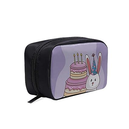 Bolsa de cosméticos para niños Fiesta de cumpleaños Celebrar ...