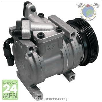 Cre Compresor Aire Acondicionado SIDAT Kia Picanto Diesel 2004: Amazon.es: Coche y moto