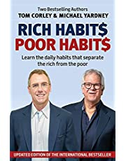 Rich Habits Poor Habits 2/e: Learn the daily habits that separate the rich from the poor