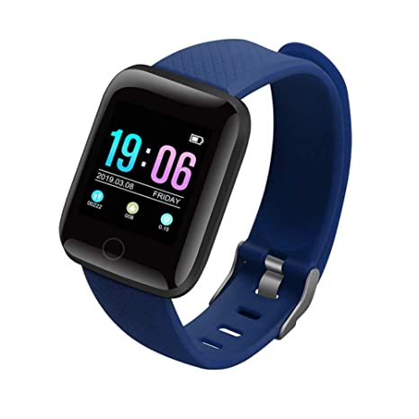 Reloj Inteligente Men Smart Watch para Android Apple Phone Heart ...