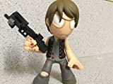 "THE WALKING DEAD (Series 3) Mystery Mini's - ""Blood-Splatter"" Daryl Figure - (RARE) 1/24 Packs"