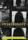 img - for Criminology: A Sociological Introduction by Carrabine, Eamonn, Iganski, Paul, Lee, Maggy, South, Nigel, (2004) Paperback book / textbook / text book
