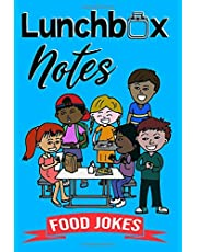 Lunchbox Notes Food Jokes: Funny Tear-Out Secret Lunch Notes for Kids