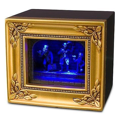 disney haunted mansion hitchiking ghosts olszewski gallery of lights new w box