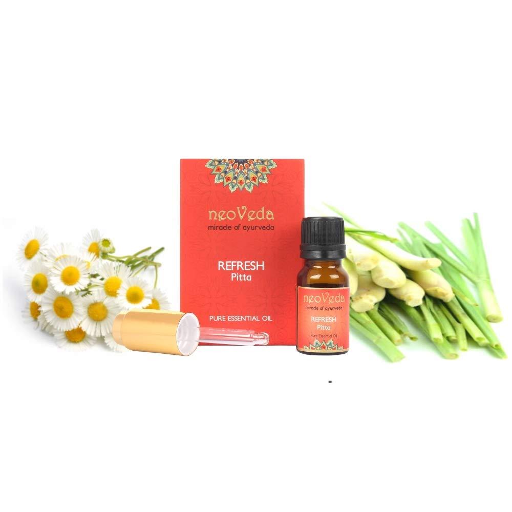 NeoVeda Refresh Pitta Essential Oil (10 ML)