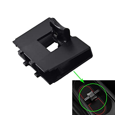 labwork Center Console Cup Holder Insert Divider fit for Subaru Outback 2010 2011 2012 2013 2014: Automotive