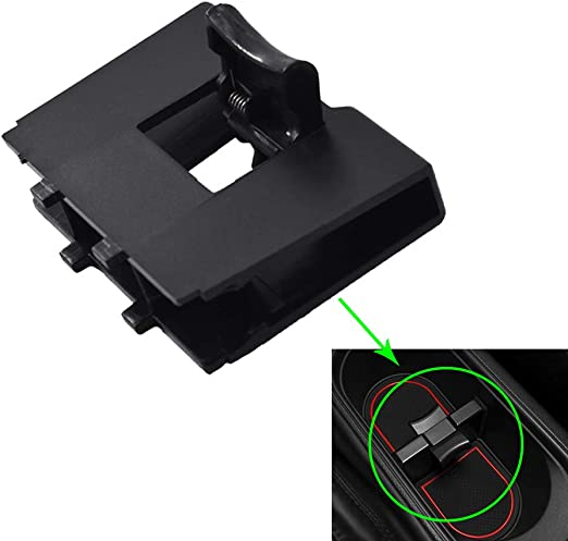 labwork Center Console Cup Holder Insert Divider fit for Subaru Outback 2010 2011 2012 2013 2014