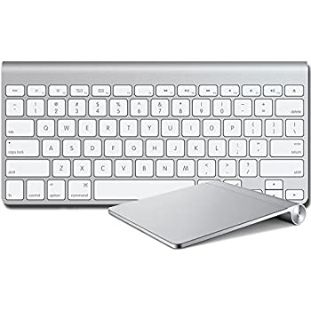 apple bluetooth trackpad and keyboard computers accessories. Black Bedroom Furniture Sets. Home Design Ideas