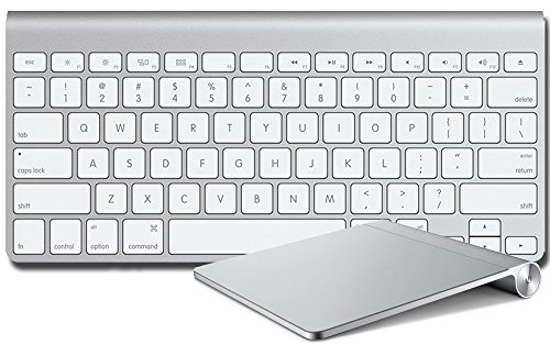 Apple Bluetooth (Trackpad and Keyboard) by Apple