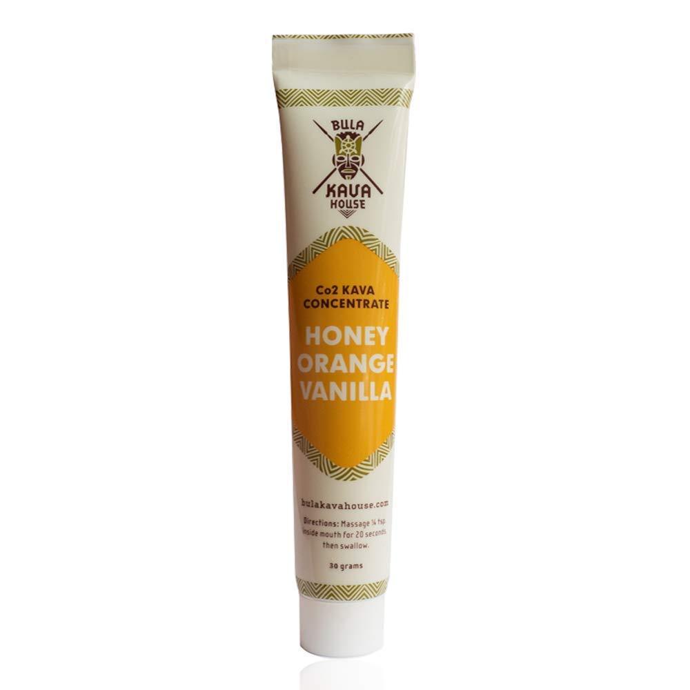 Amazon Com Co2 Kava Concentrate 30g Honey Orange Vanilla Health Personal Care