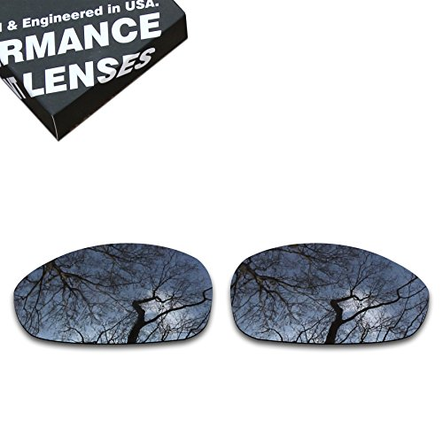 ToughAsNails Polarized Lens Replacement for Oakley Juliet Sunglass - More Options