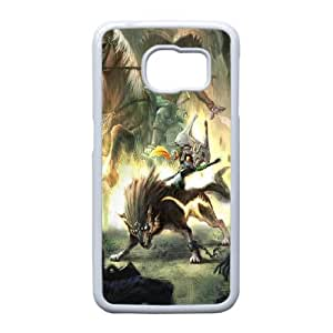 Beautiful Designed With twilight princess Theme Phone Shell For Samsung Galaxy S6 Edge