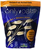 ONLY OATS Pure Whole Grain Rolled Oats, 1 Kilogram