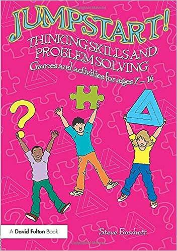 Jumpstart! Thinking Skills and Problem Solving: Amazon co uk: Steve