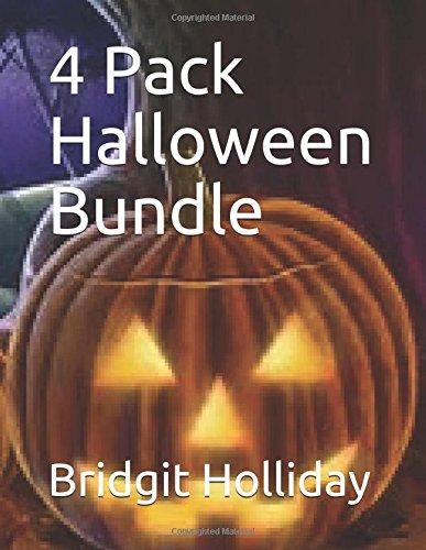 4 Pack Halloween Bundle