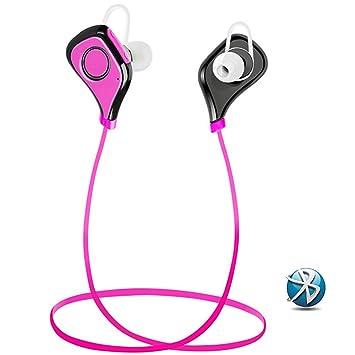 Bluetooth estéreo de auriculares deporte auriculares inalámbricos ...