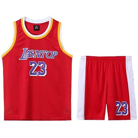 YWZQ Niños Camiseta de Baloncesto, la NBA Bulls # 23 Los niños y ...