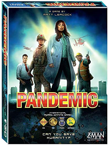Pandemic (Best 2 4 Player Board Games)