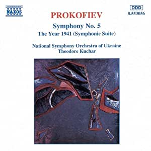 Symphony No. 5/the Year 1941