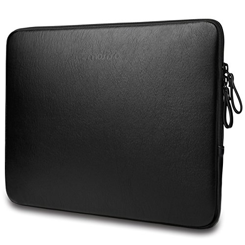 Mosiso PU Leather Sleeve for 13-13.3 Inch MacBook Pro Retina