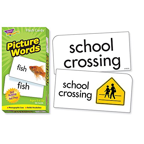 Amazon.com: Picture Words Flash Cards: Toys & Games