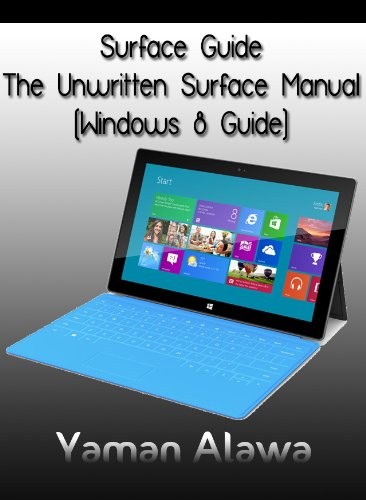 amazon com surface guide the unwritten microsoft surface manual rh amazon com microsoft surface manual restart microsoft surface manual pdf