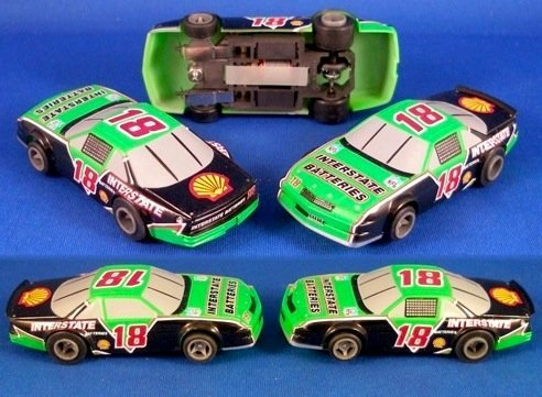 1994 Life-Like Chevy LaBonte Monte Carlo Slot Car