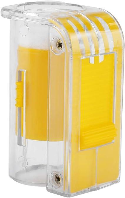 Beekeeper One Handed Plunger Plush Bee Queen Marking Catcher Marker Bottle M HB