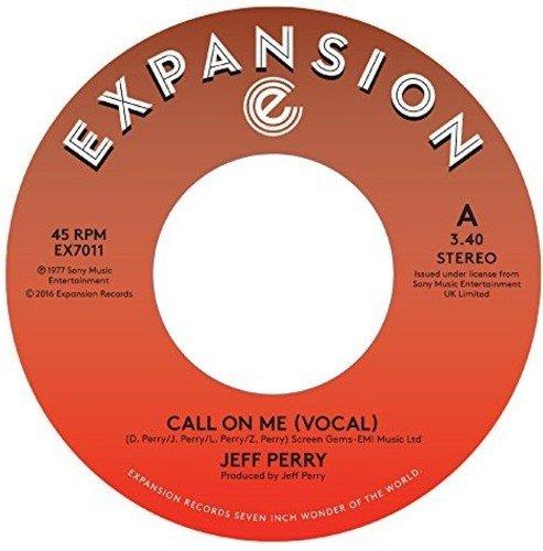 Vinilo : Jeff Perry - Call Me (United Kingdom - Import)