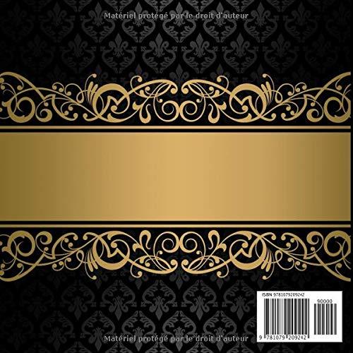 Livre D Or Theme 4 Pour Differentes Occasions